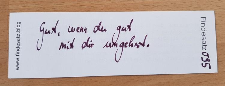 095 Satz
