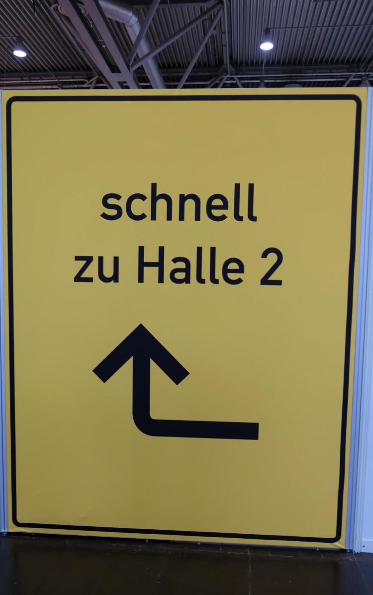 Foto Halle 2