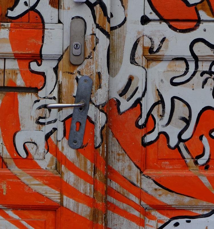 Tür Graffiti