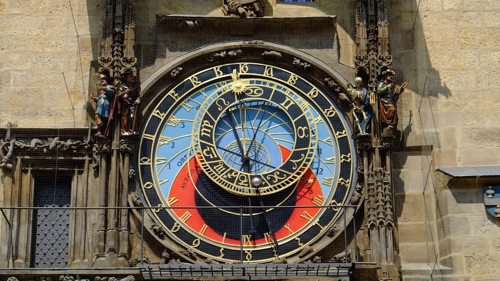 Uhr Prag