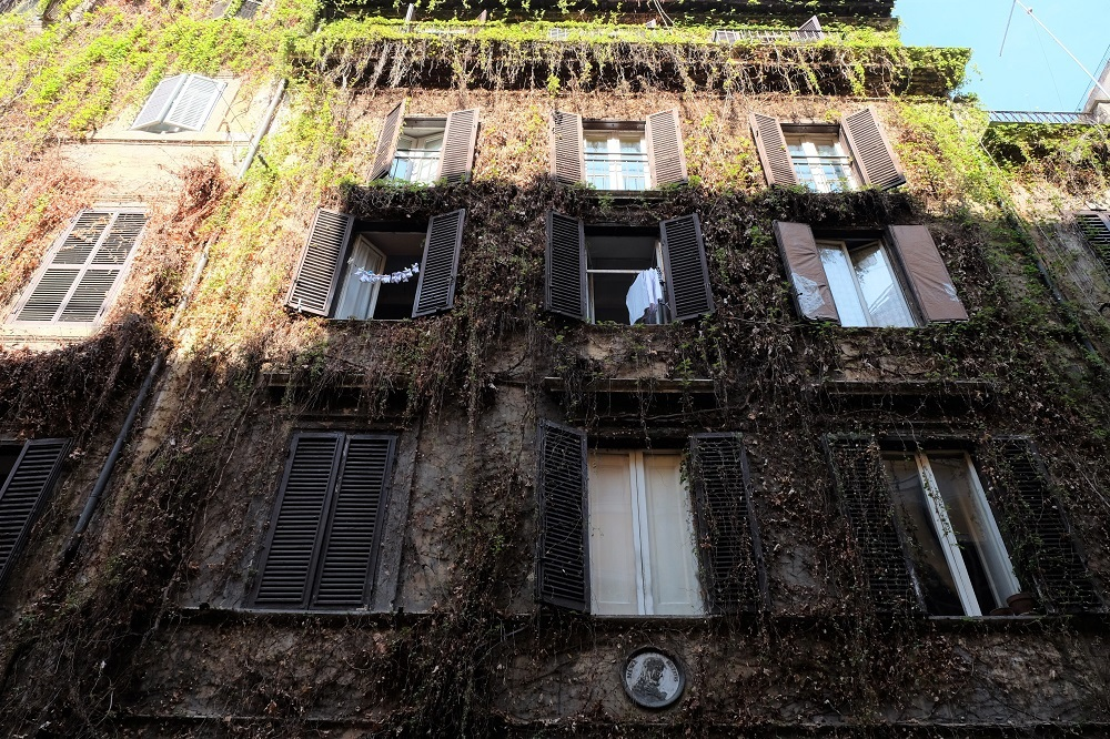 Fenster Rom