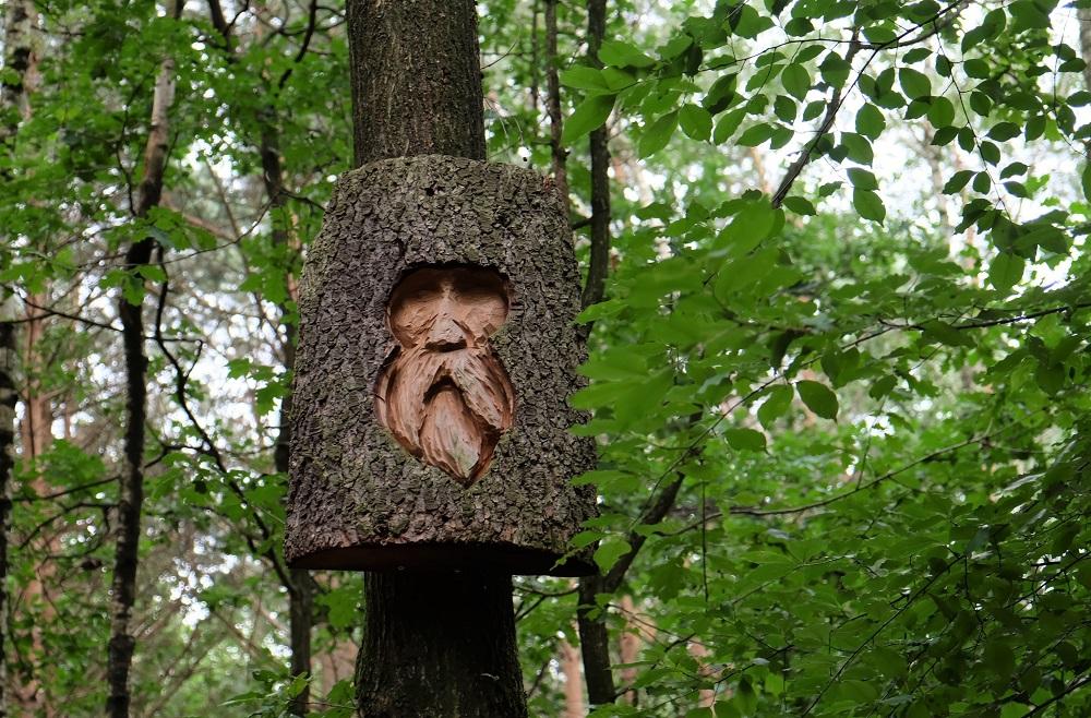 Baum Figur